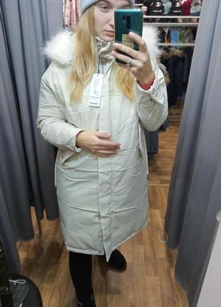 Акция 🔥🔥🔥 пуховик парка оверсайз куртка пальто