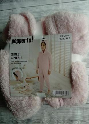 Германия кигуруми махровая флисовая пижама травка піжама