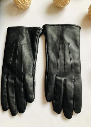 Bruno antonini брендові шкіряні рукавиці емка