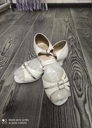 Туфли для бальных танцев р.23