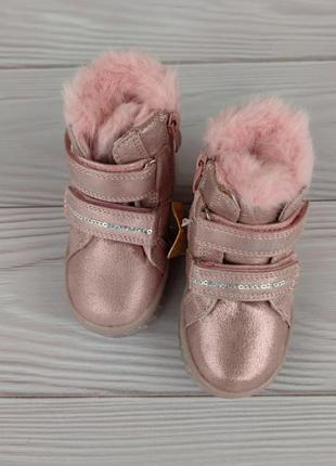 Зимові чобітки clibee