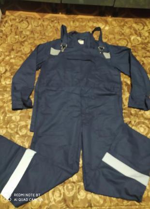 Рабочий костюм, комбинезон робочий