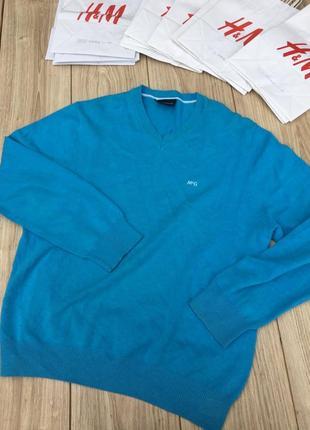 Стильный актуальный свитер лонгслив джемпер реглан h&m zara mc gregor свитшот кофта