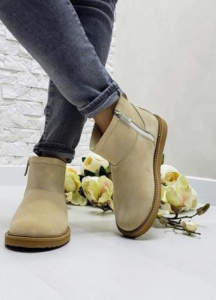 Угги натуральная замша р30-42 ботинки сапоги уггі натуральна замша черевики чоботи ugg
