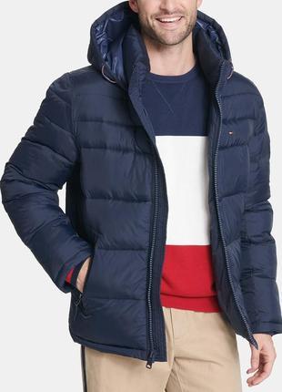 Tommy hilfiger куртка пуховик