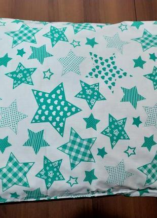 Наволочки - звезды, быстрая отправка, все размеры