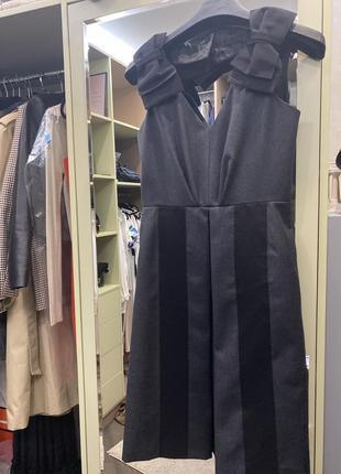 Платье сарафан prada оригинал