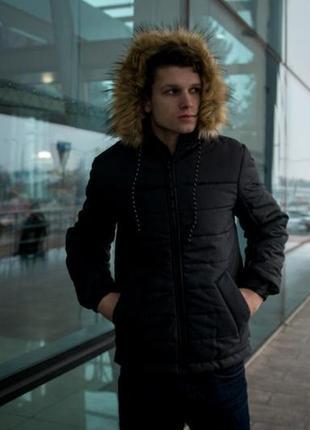 Куртка alaska+в подарок перчатки