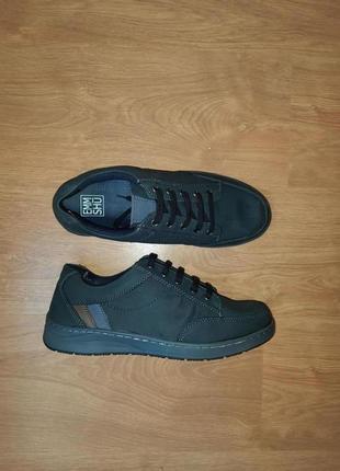 Кожаные туфли emmshu (испания)