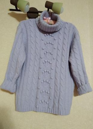 C&a вязаный стильный свитер свитшот пуловер германия шерсть шерстяная кофта