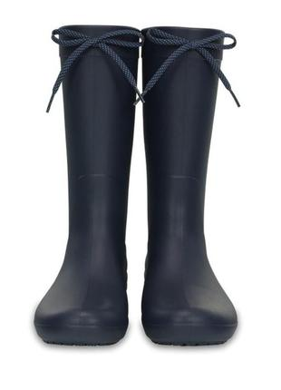 Crocs freesail rain boot сапоги крокс