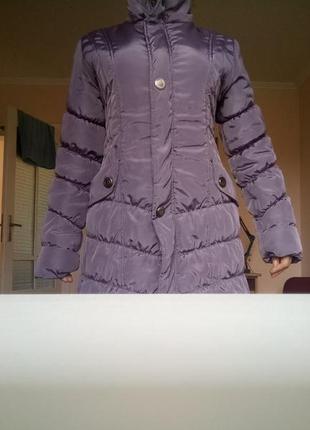 Курточка тёеплая на зиму