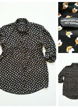 Фирменная блузка dorothy perkins, размер 8/36