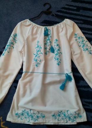 Вишита сорочка, нова!!!  👚✨ / продаж чи обмін