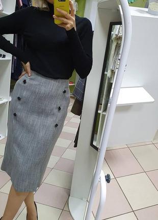Базовая шикарная юбка