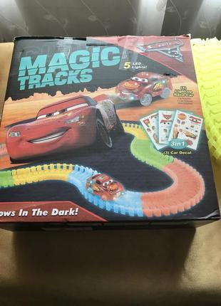 Игра магическая трасса (magic traсks)