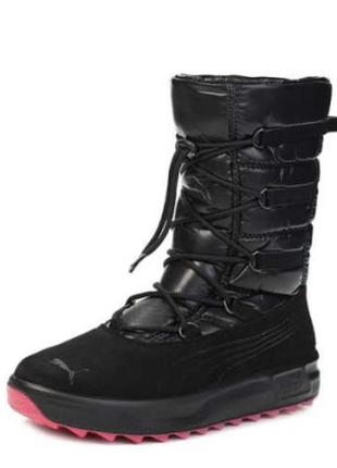 Зимние сапоги ботинки puma termo gore-tex 39