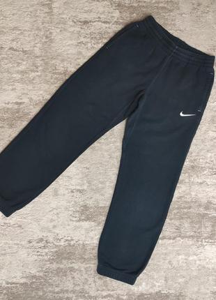 Оригинальные теплые спортивные штаны nike