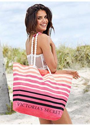 Пляжная сумка victoria's secret 2017