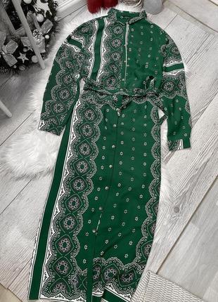Длинная рубашка платье