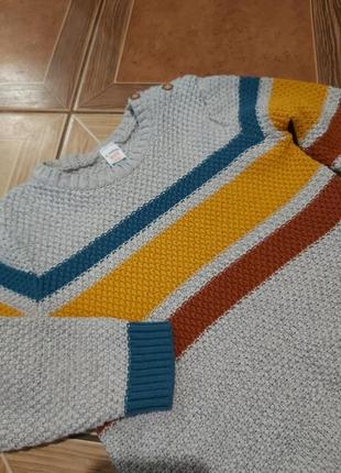 Красивий,стильний вязаний джемпер