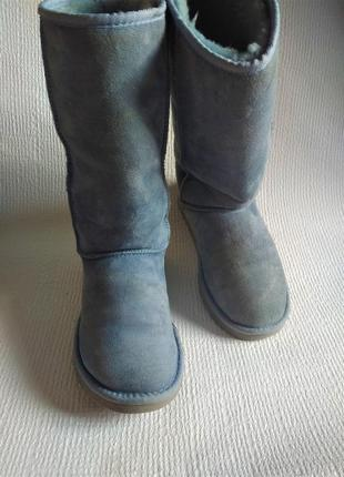 Ugg australia оригинальные кожаные 36