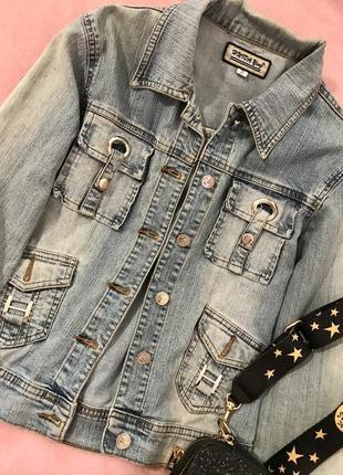 Куртка джинсовая свитер, кофта