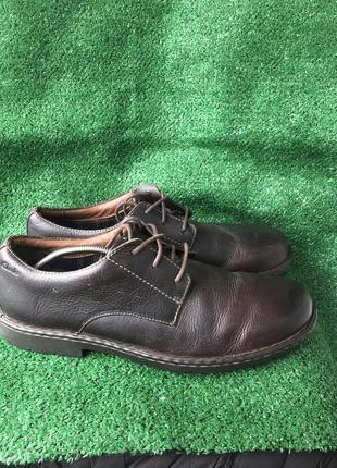 Clark's туфли