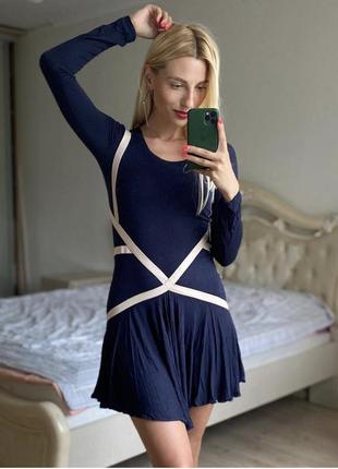 Облегающее платье boutique
