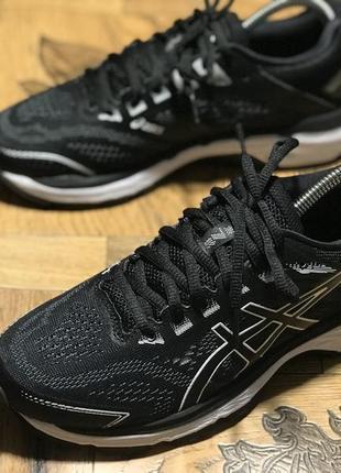 Кроссовки для бега asics gt 2000 7 black розмір 38