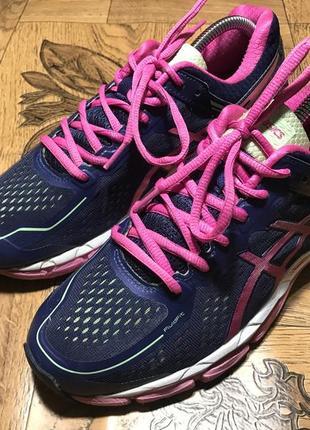 Кроссовки для бега asics gel-kayano 22 розмір 40