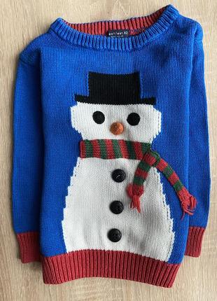 Новогодний свитер некст