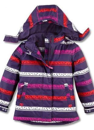 Термокуртка от тсм tchibo рост 98-104cм