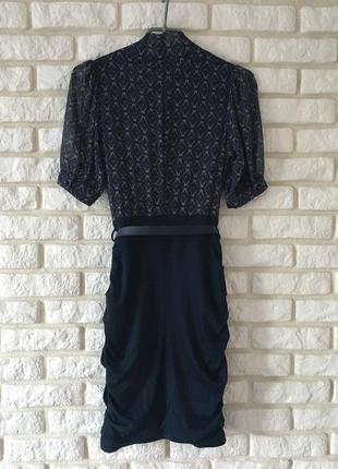 Шикарное платье миди5