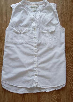 Ніжна літня рубашка шведка h&m