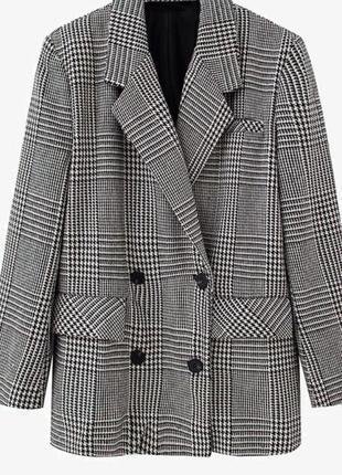 Трендовый пиджак в стиле zara
