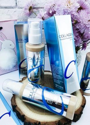 Тональный крем collagen 🥰