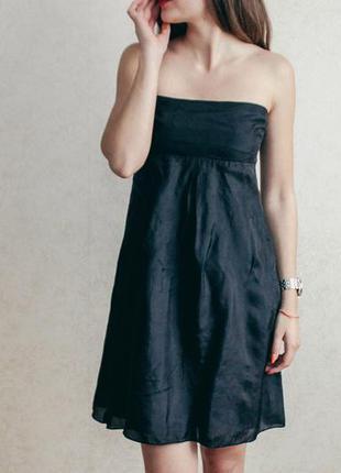 Платье (шелк)