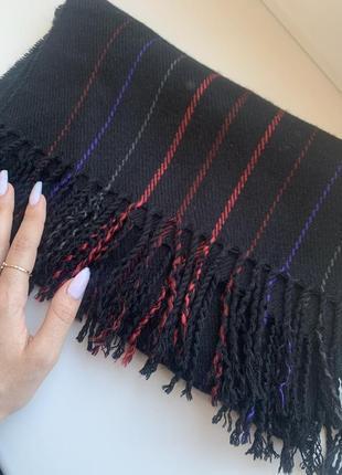 Теплий шарф унісекс