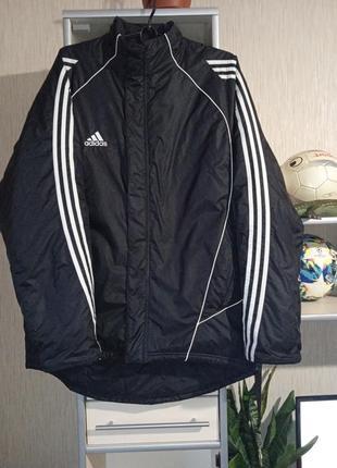 Зимняя куртка adidas оригинал