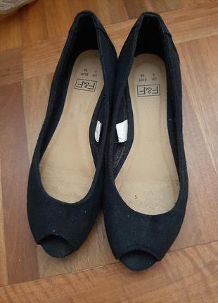 Туфли удобные,легкие