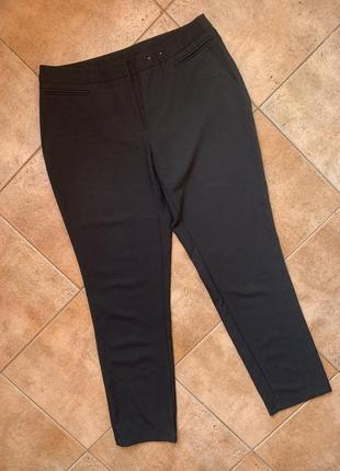 Универсальные базовые чёрные брюки от dorothy perkins