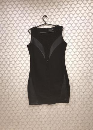 Шикарное женское платье philipp plein