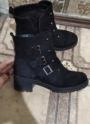 Зимние ботинки продажа/обмен