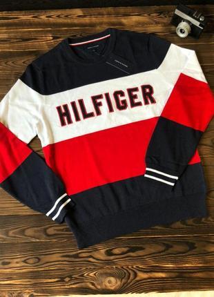 Мужской свитер tommy hilfiger.