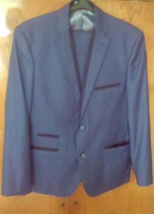 Продам костюм мужской фирмы west-fashion