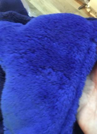 Мужские махровые пушистые халаты3 фото