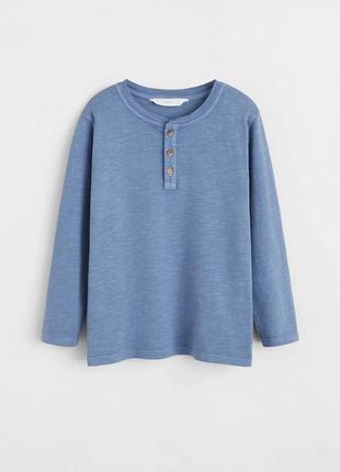 Реглан mango кофта футболка длинный рукав довгий поло h&m zara