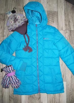 Удлиненная куртка mountain warehouse на 11-12 лет