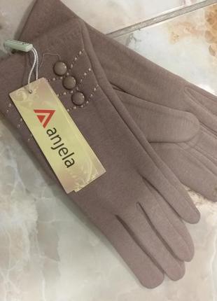 Сенсорные рукавиці, перчатки